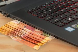 Ecommerce - pieniądze