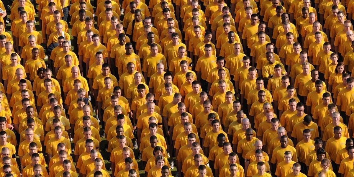 Crowdsourcing - mądrość tłumu