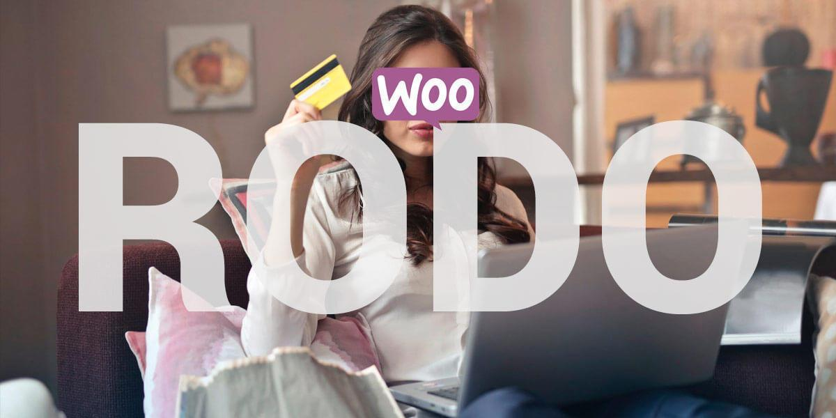 RODO a WooCommerce