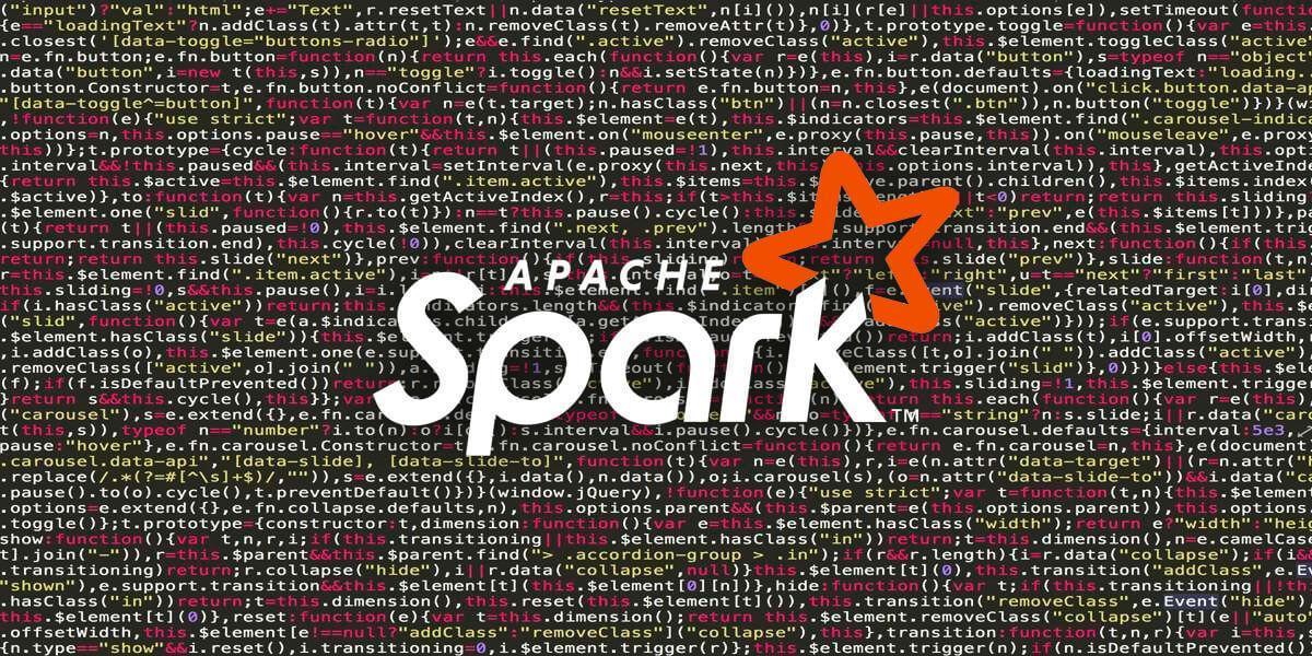 Przetwarzanie danych Apache Spark - big data